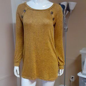 Twenty Second Lightweight Sweater Tunic/Dr…